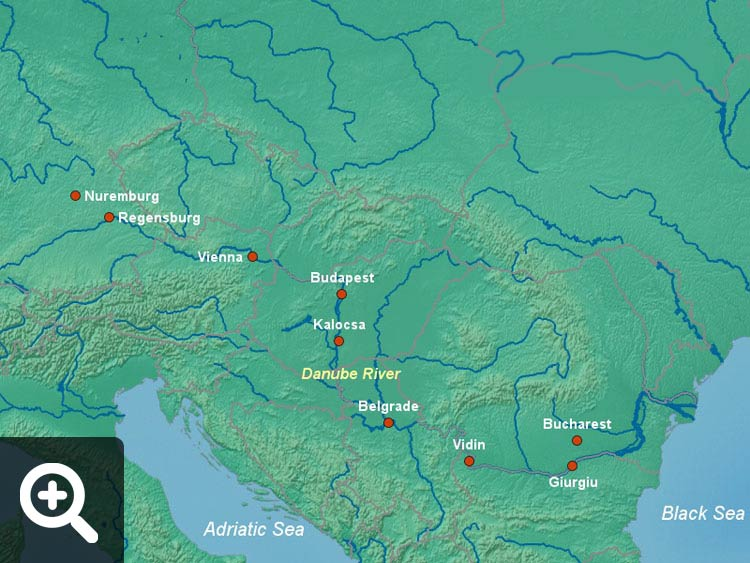 Danube River Cruise | Cruise Destinations | Luxury Travel Team on greece on map, po river on map, thames river on map, yangtze river on map, elbe river on map, english channel on map, amazon river on map, alps on map, oder river on map, tigris river on map, euphrates river on map, don river on map, dnieper river on map, mosel river on map, ganges river on map, caspian sea on map, rhone river on map, strait of gibraltar on map, seine river on map, indus river on map,