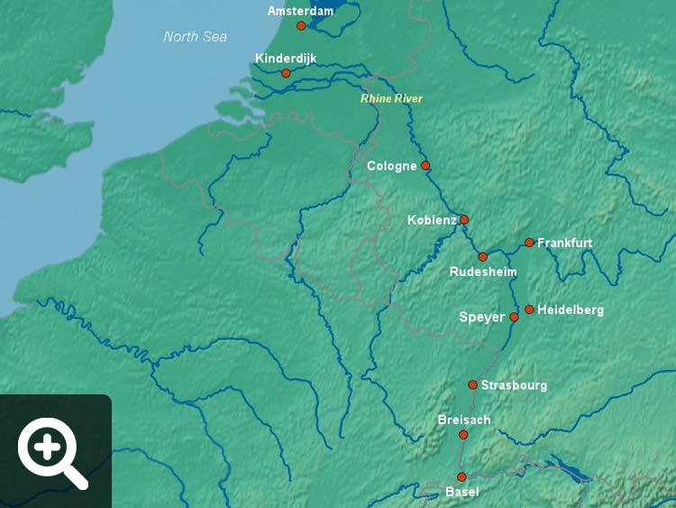 Rhine River Cruises Cruise Destinations Luxury Travel Team