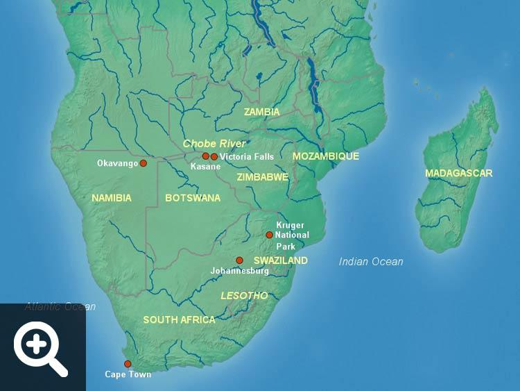 Zambezi River Cruise Cruise Destinations Luxury Travel