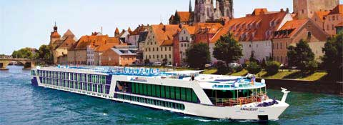 AmaWaterways River Ships